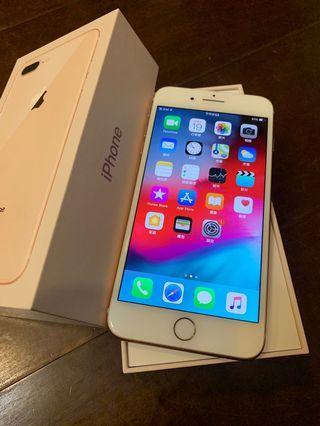 iPhone8 Plus 64GB gold 5.5 inch
