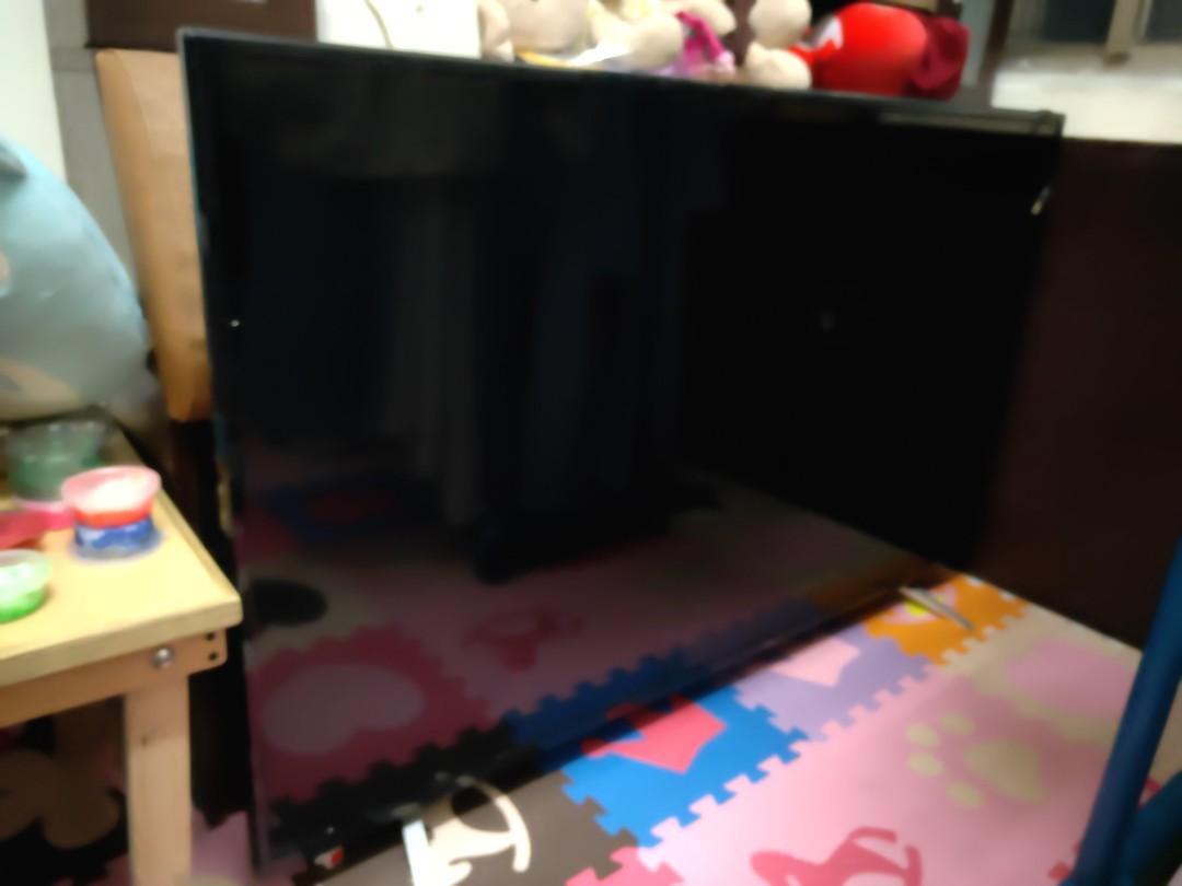55吋聲寶液晶電視