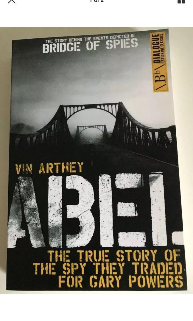Abel - Vin Arthey - Book