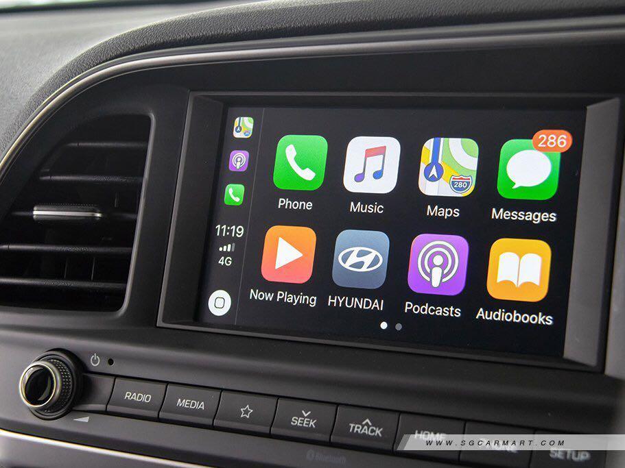 Lease To Own - Hyundai Avante Brand New  - LTO Rental