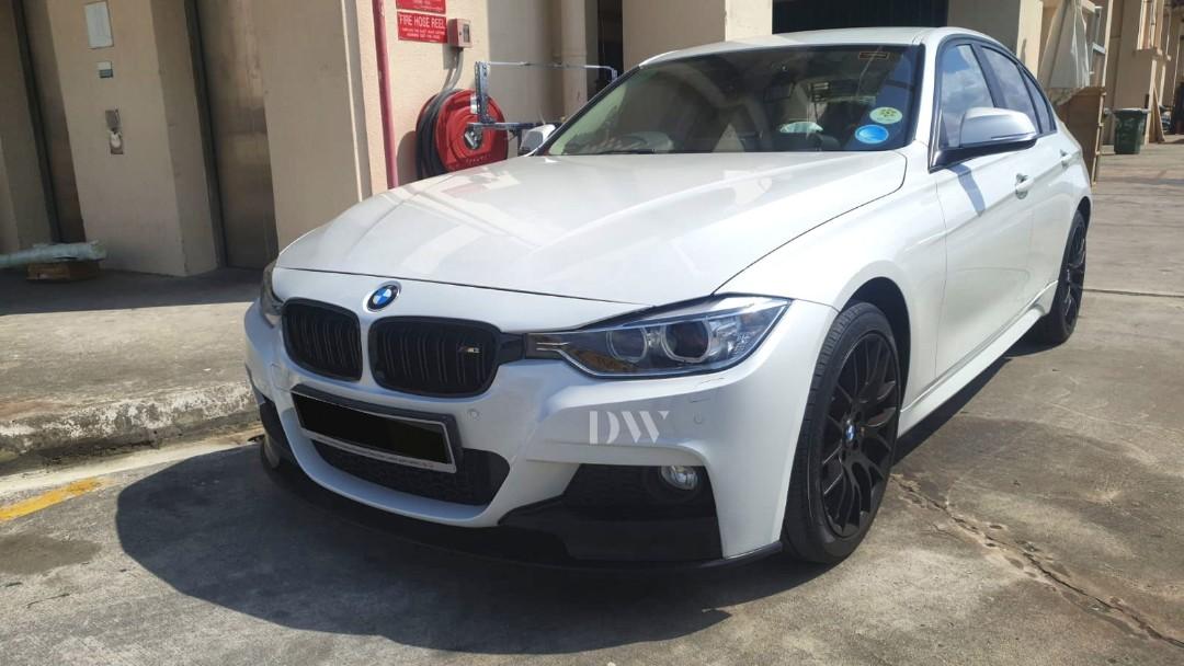 BMW F30 M Sport / M Tech / M Performance Bodykit