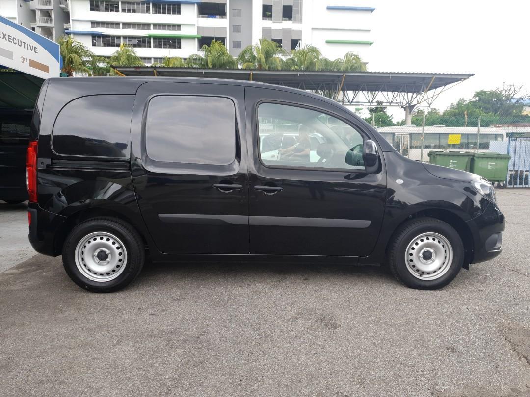 *Cheapest in Market* Brand New Mercedes-Benz Citan 112 Auto Petrol