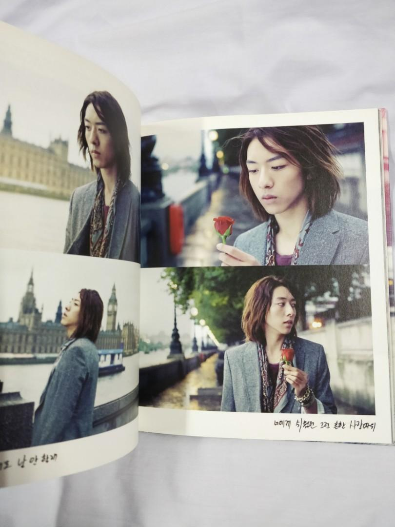 CNBLUE Re:Blue Special Limited Edition (Minhyuk cover)