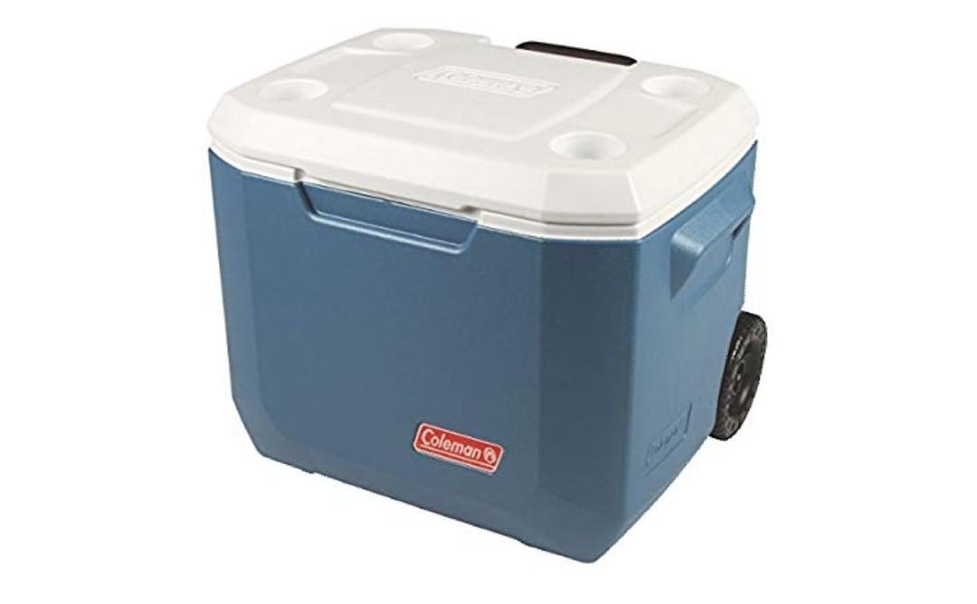 Coleman 50-Quart Xtreme Wheeled Cooler