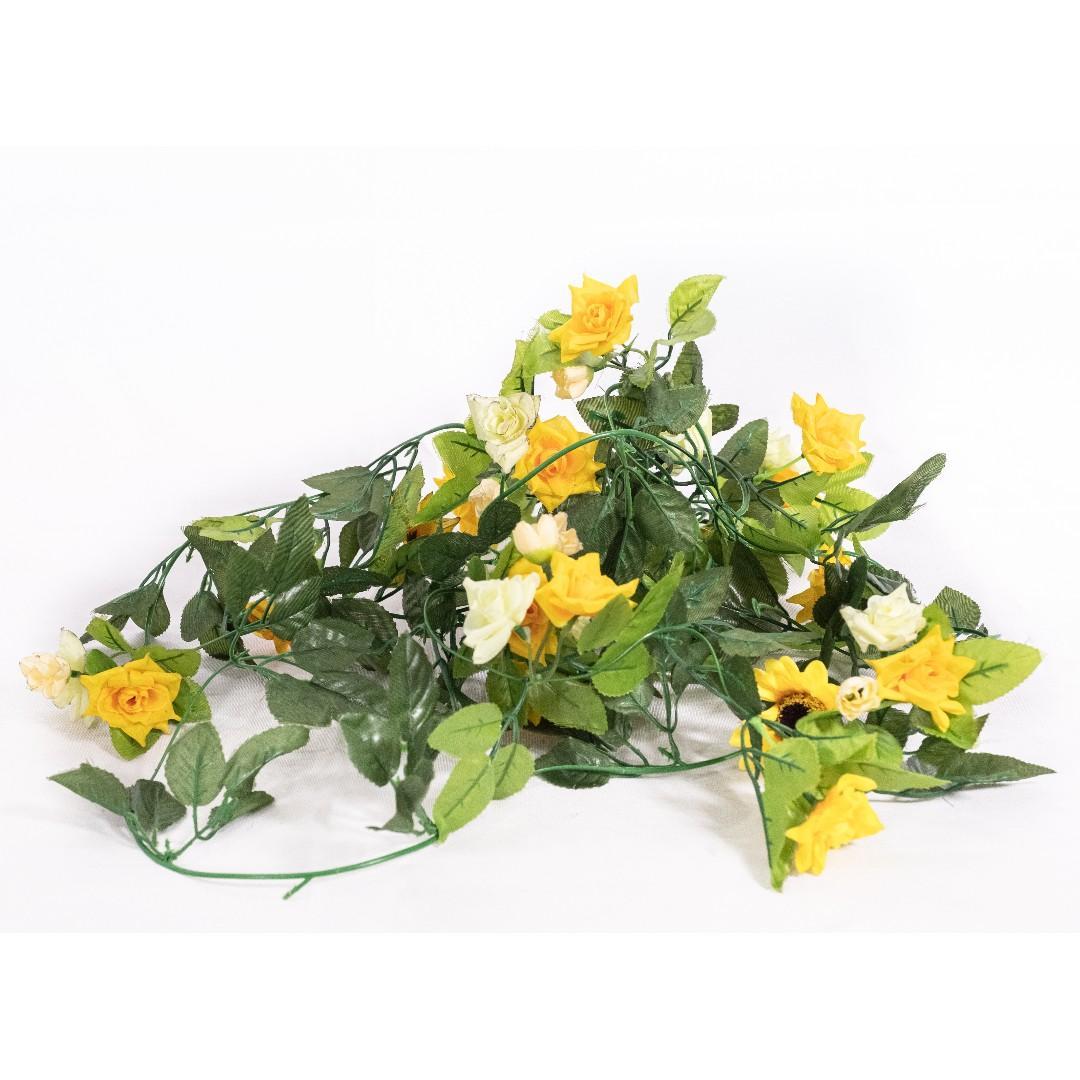 Decorative Artificial Flower Vine