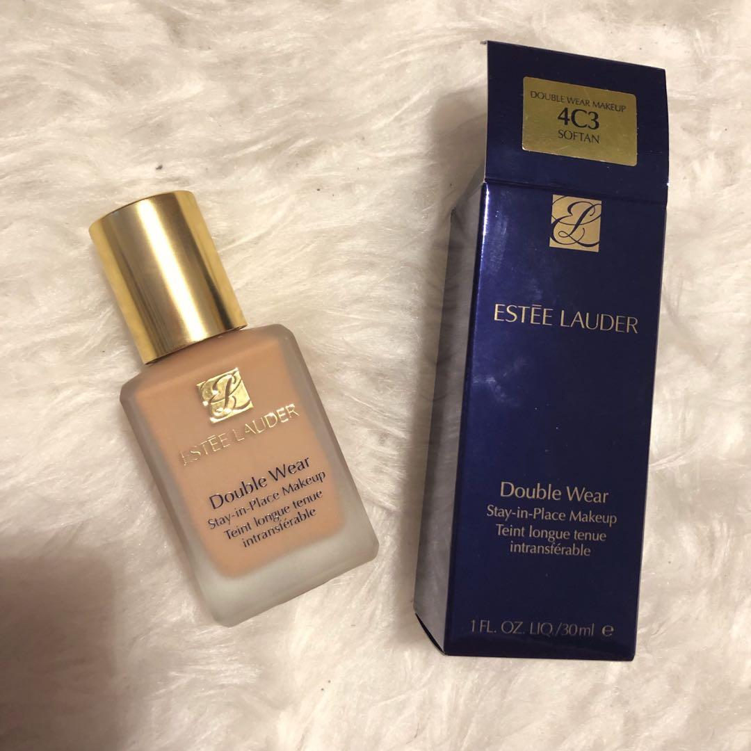 *PRICE DROP* Estée Lauder Double Wear Foundation in Softan