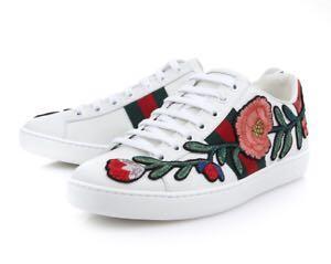 Gucci Ace Flower, Women's Fashion
