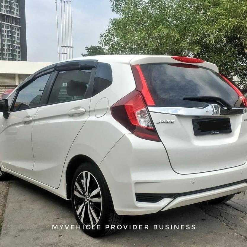Honda Jazz E 1.5 tanpa loan Ada Deposit