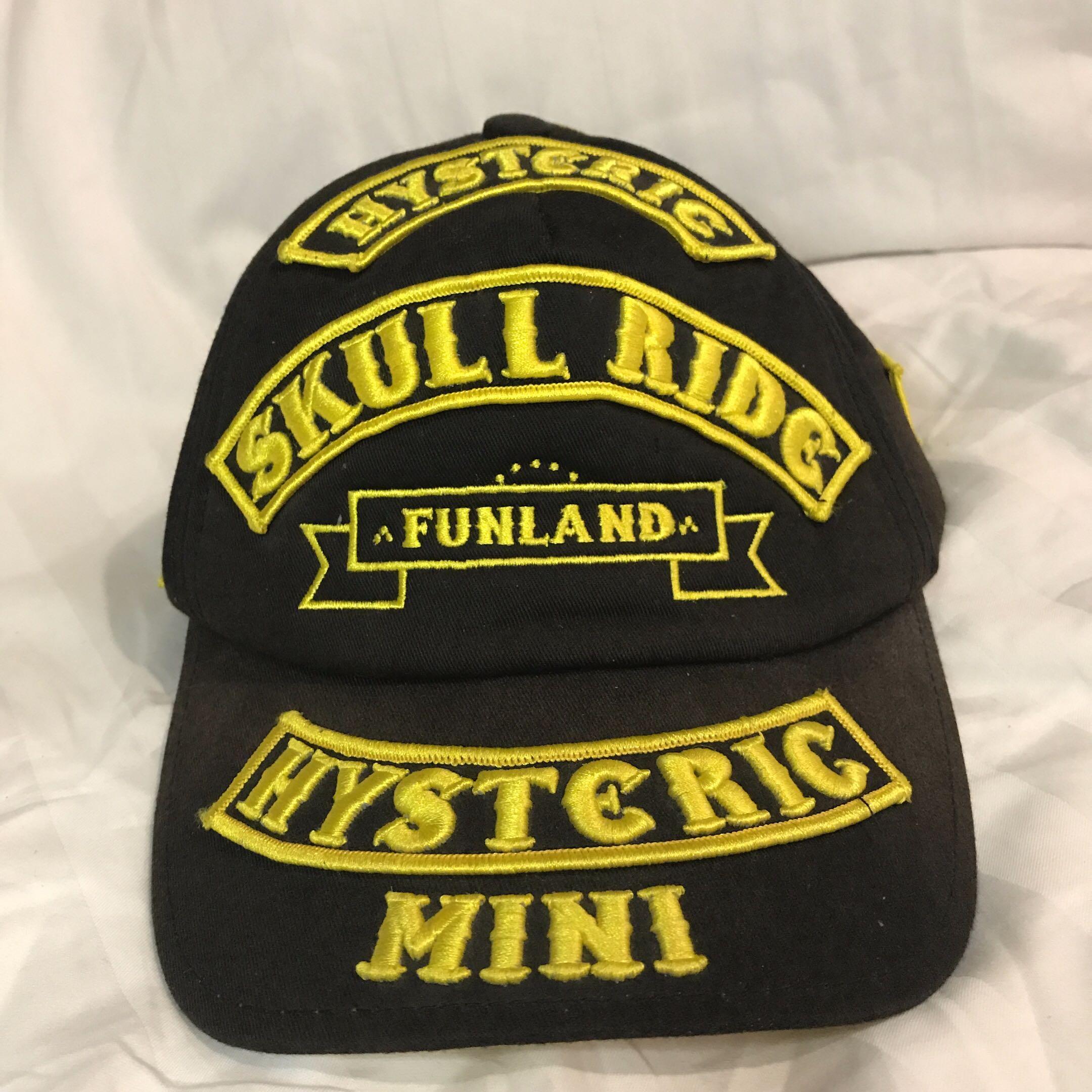 b943b4edf Hysteric Mini Trucker Cap, Men's Fashion, Men's Accessories, Caps ...