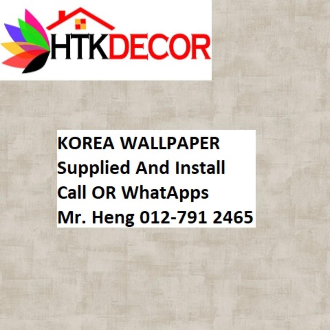 Kertas Dinding Bagan Jermal Call Mr. Heng 012-7912465 Penang Wallpaper Service