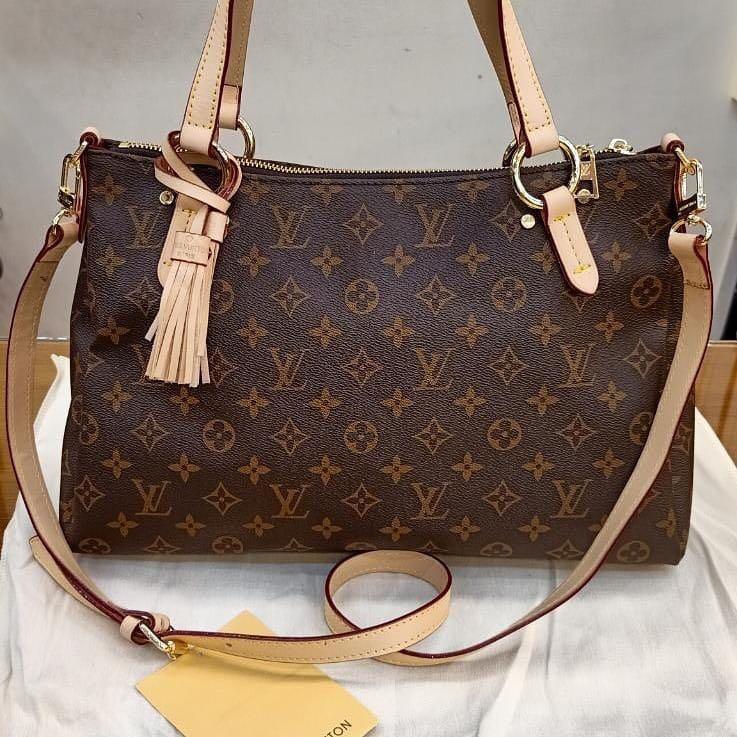 Louise Vuitton Original monogram bahan kulit asli ada nomor seri & Like New