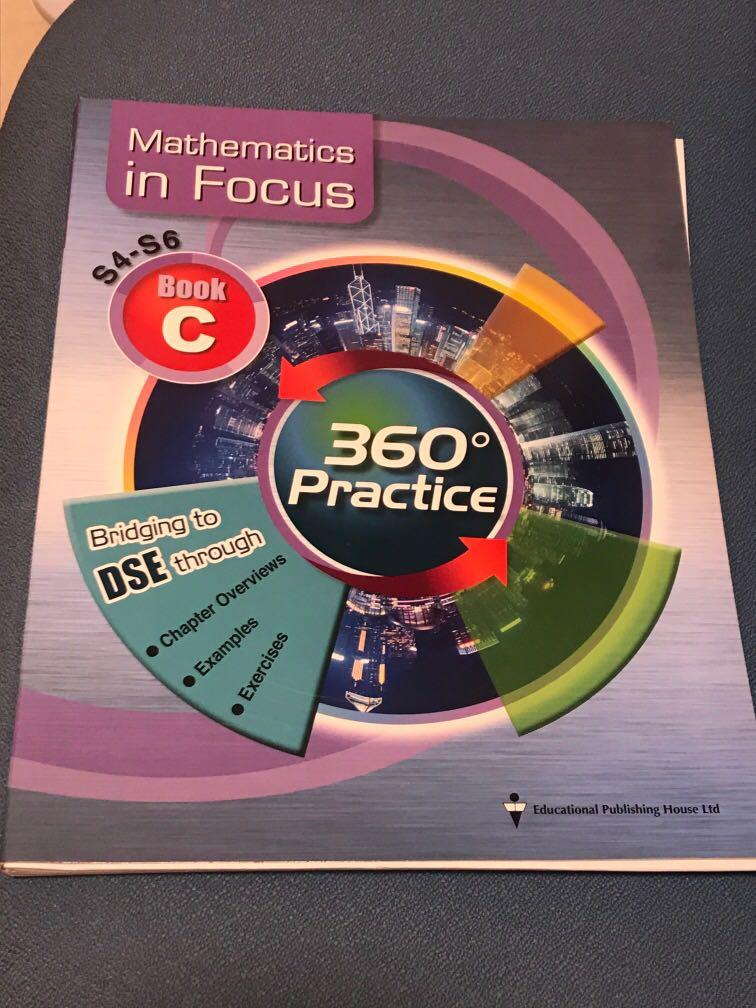 Mathematics in focus, 360 practice(Book C)