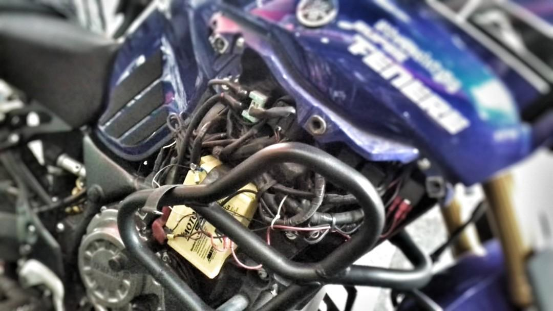 Motobatt - AGM Powersports Battery