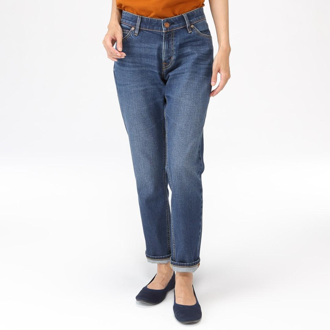 get online reasonable price top-rated genuine MUJI Boyfit jeans size 28, Women's Fashion, Clothes, Pants ...
