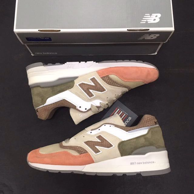 brand new a2bae db939 New balance m997csu 997 m997 990 made in USA