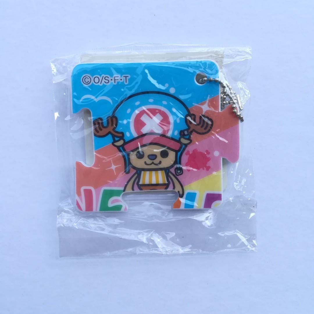 One Piece x Panson Works - Tony Tony Chopper - Puzzle Shape Keychain
