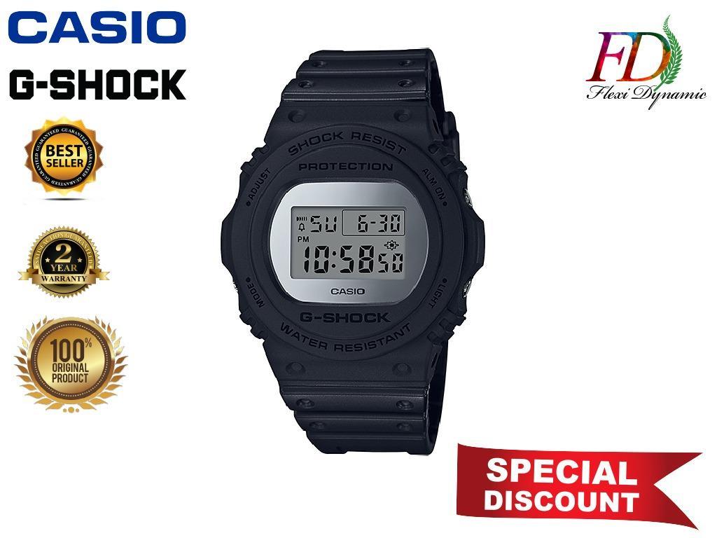 DW-5700BBMA-1 Black Resin Strap Digital Watch/Band Men Sports Watch Casio G-Shock
