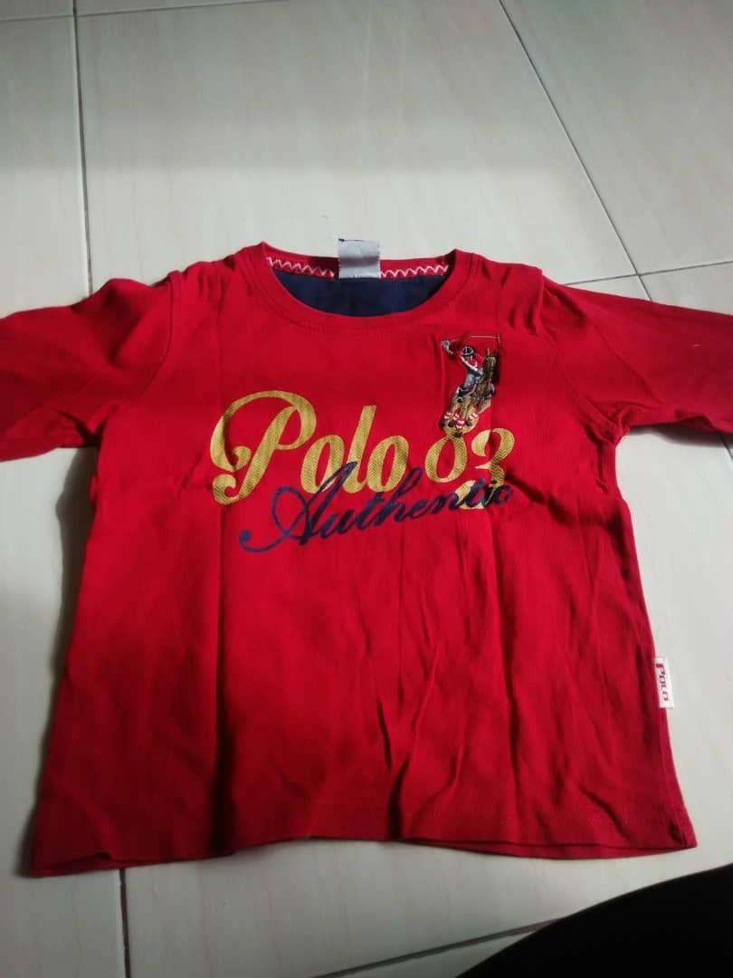 897d076a33105 Polo tshirt for women kids on Carousell
