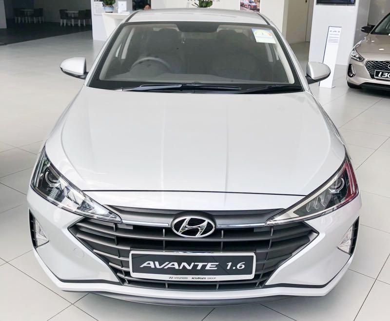 Rental Hyundai Avante