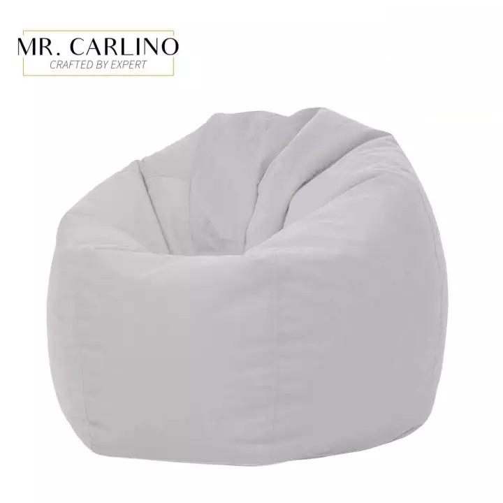Astounding Rocha Large Bean Bag Fabric Sofa Chair 110X70Cm Caraccident5 Cool Chair Designs And Ideas Caraccident5Info