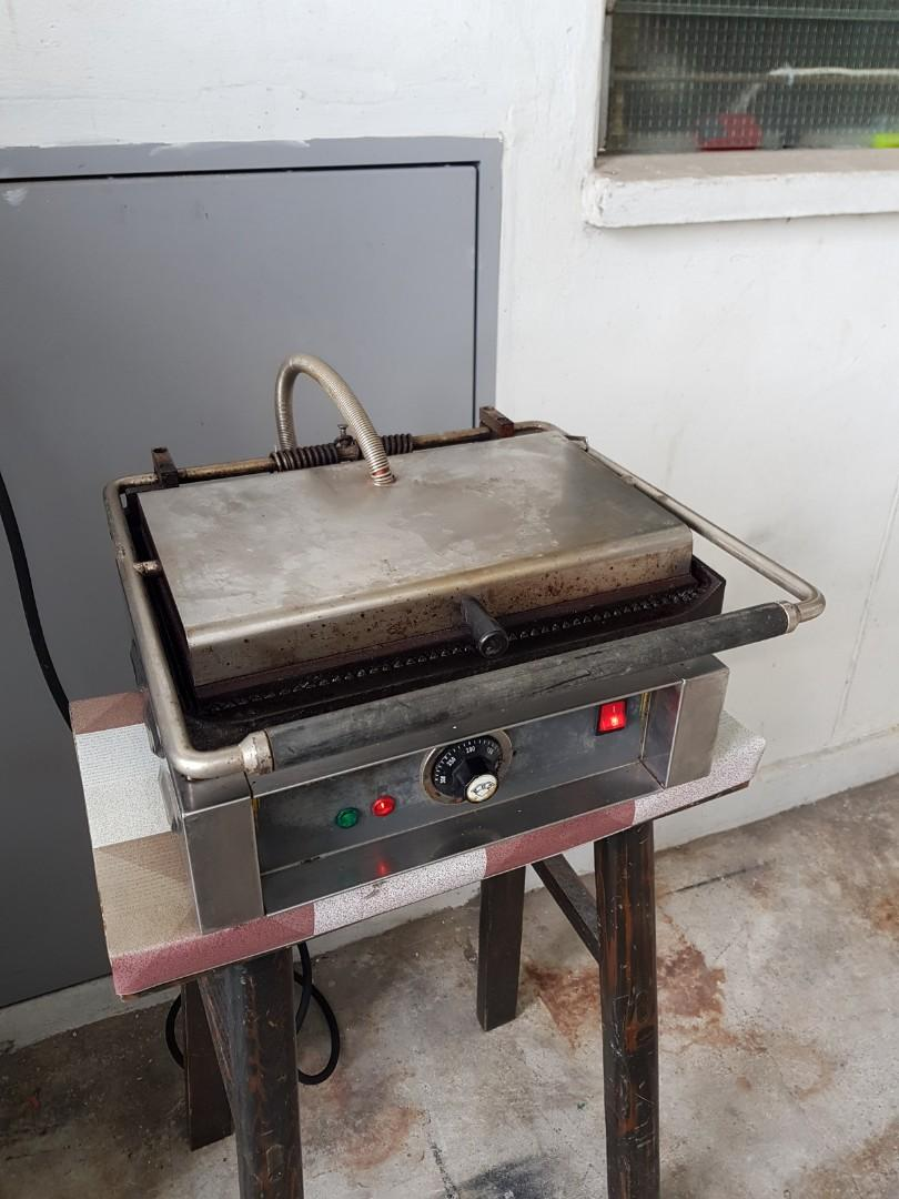 Roller Grill Electric Hot plate