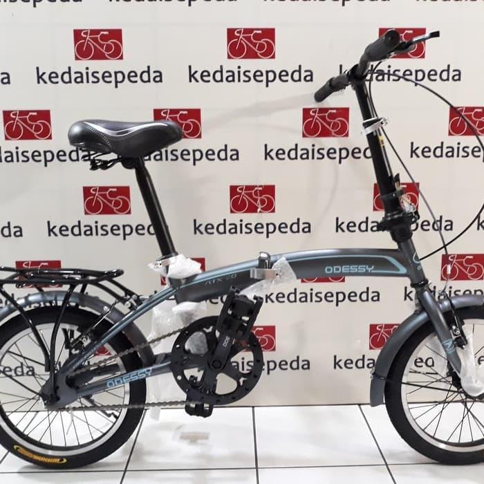 Sepeda Lipat 20 Anak & dewasa Odessy Od2035 KS