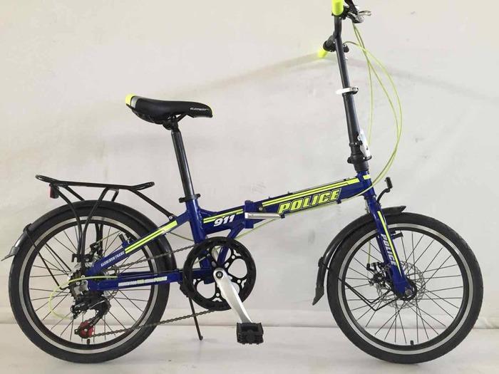 Sepeda Lipat Police Texas 20' KS