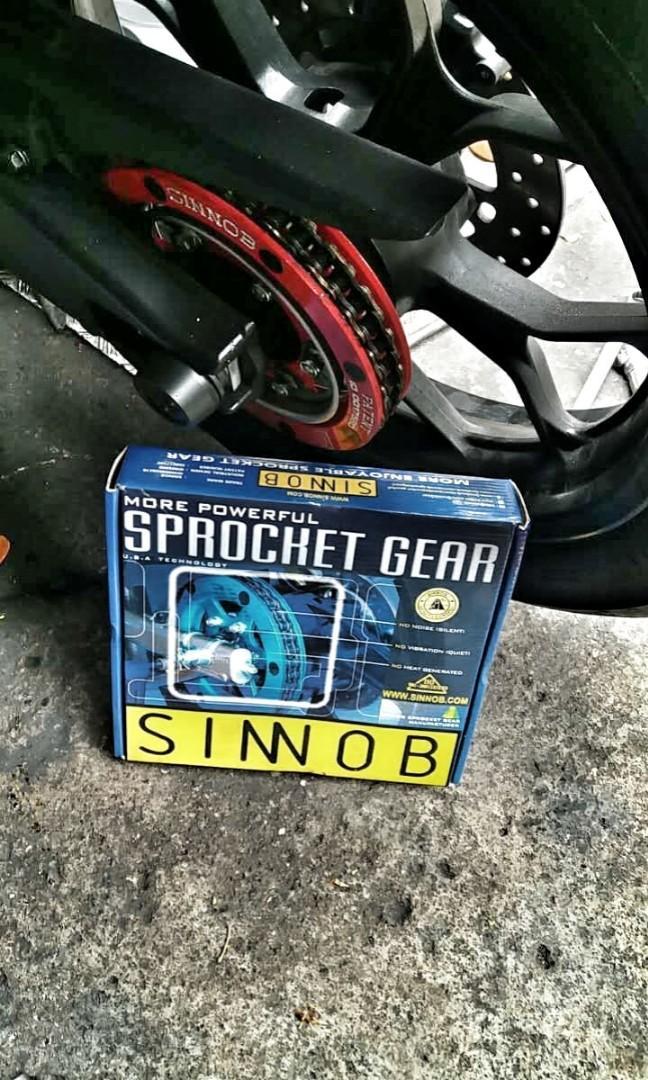 SINNOB Polyurethane Sprocket Set