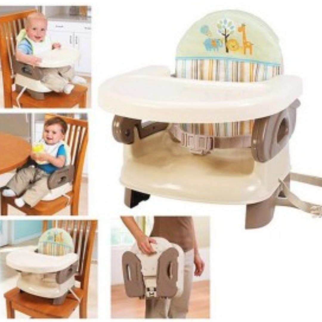 Summer Infant Deluxe Comfort Folding Booster Seat CHEAP!!!