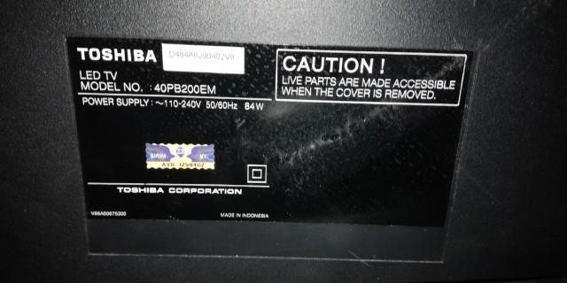 Toshiba Mainboard rm100