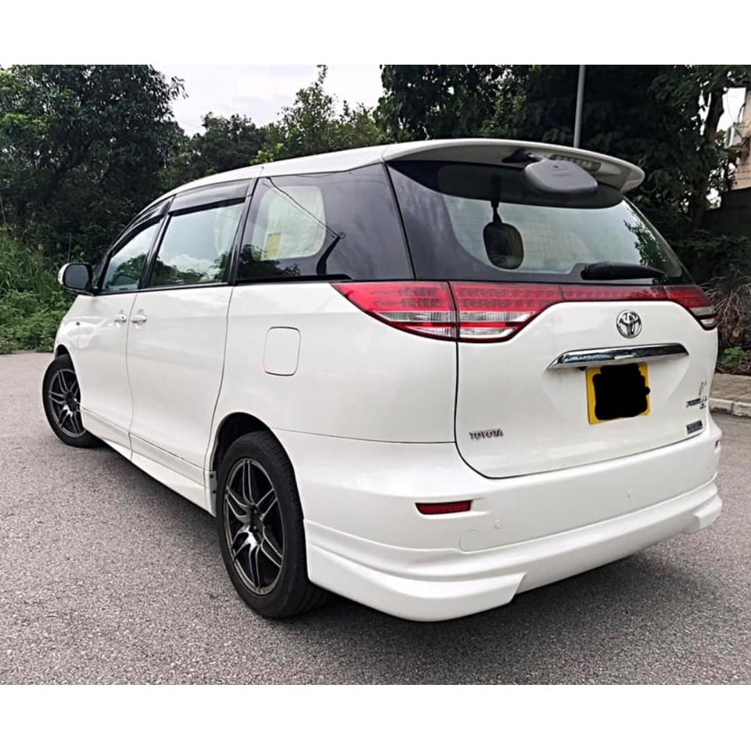 2008' Toyota Previa 2.4 AT