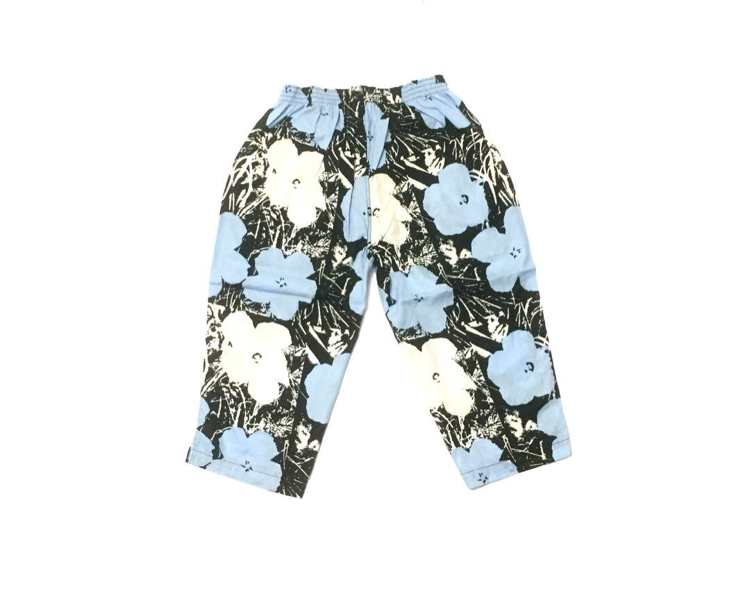 UNIQLO FLORAL X ANDY WARHOLL