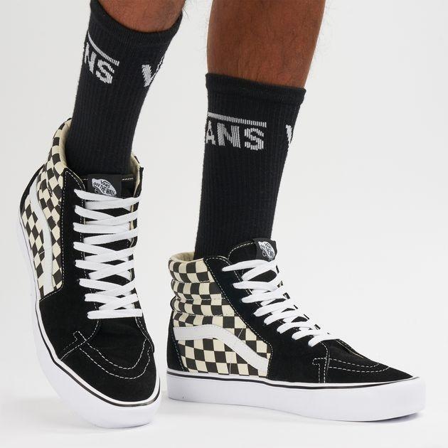 Vans Checkerboard Sk8-Hi Lite Shoe