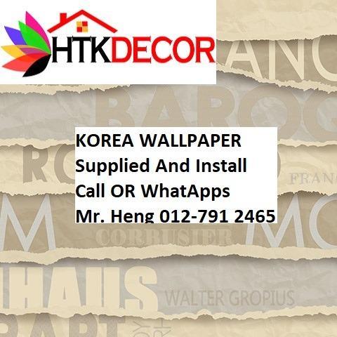 Wallpaper Bukit Minyak Call Mr. Heng 012-7912465 Penang Wallpaper Service