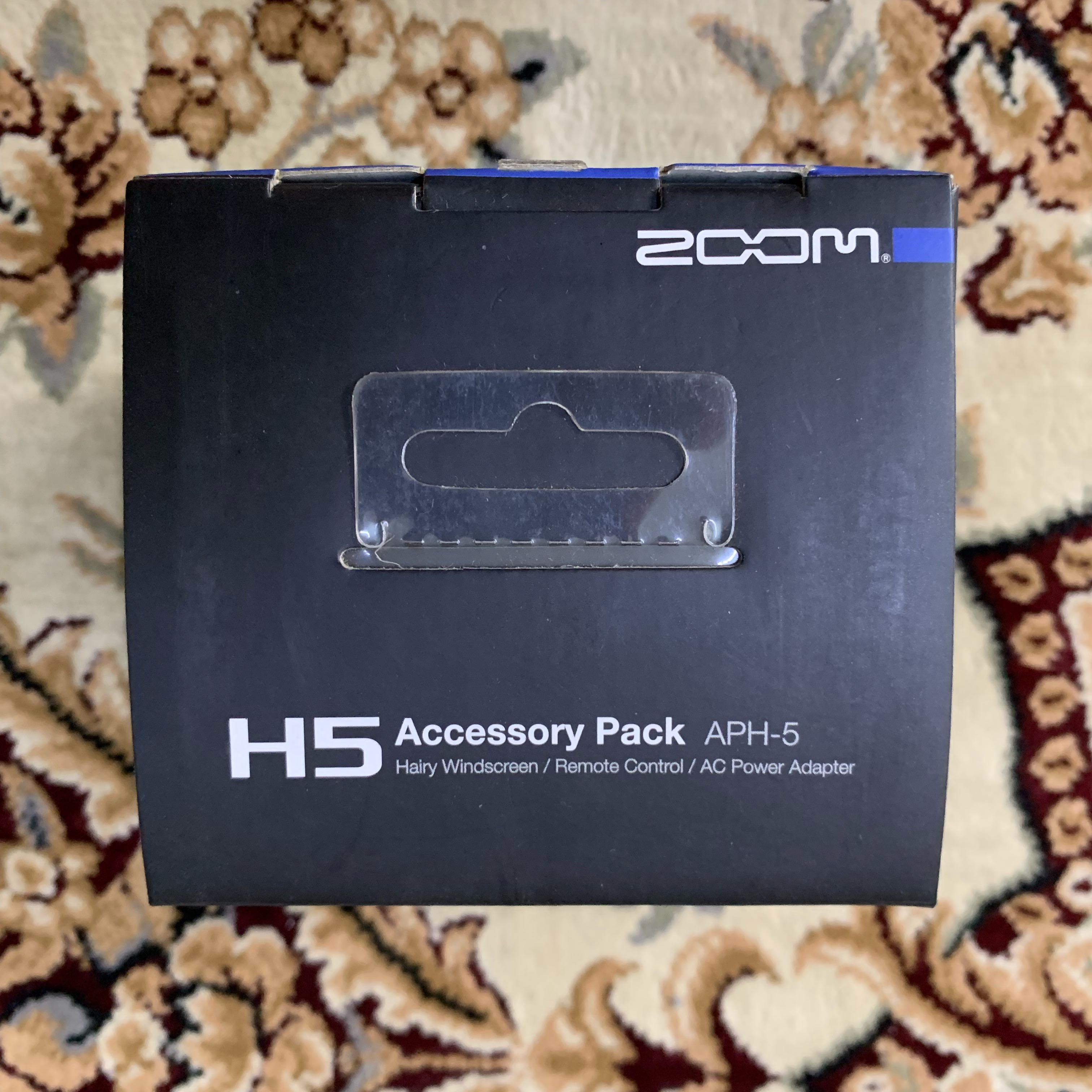Zoom APH5 Accessory Pack for Zoom H5 ( Limited Stock Clearance )