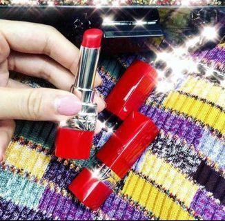 【活動優惠包平郵】Dior 红管唇膏#641色