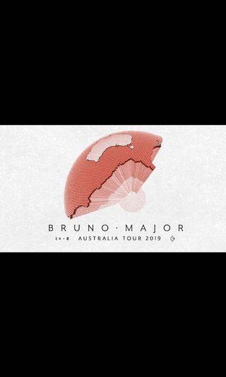 Bruno Major Tickets 17th Sept Sydney