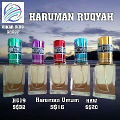 Haruman Rukyah Sinar Biru Group