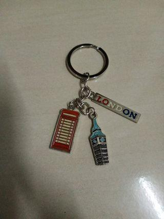 Keychain London Telephone