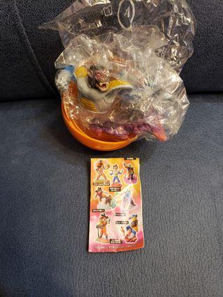 龍珠 大蛋 旦 Dragon Ball DragonBall Z 悟空 VS 大猿 比達 連 特別版 Pass 1款