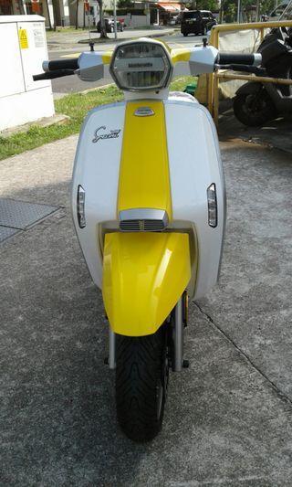 Lambretta ABS V200
