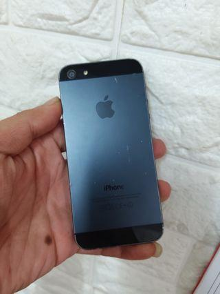 iPhone 5 16Gb hk version Data Cable only