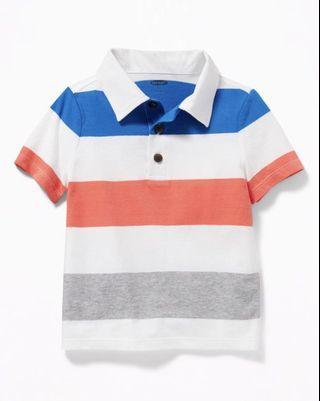 Old Navy Boys Toddler Polo Shirt