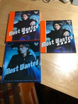 [順豐到付] 謝霆鋒 Most Wanted 霆鋒精輯