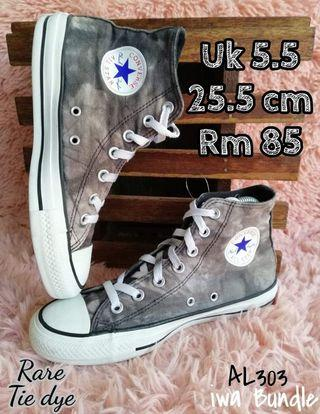 Converse High Cut Tie Dyed