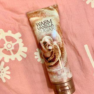 🌹Bath & body works 身體乳- Warm Vanilla Sugar