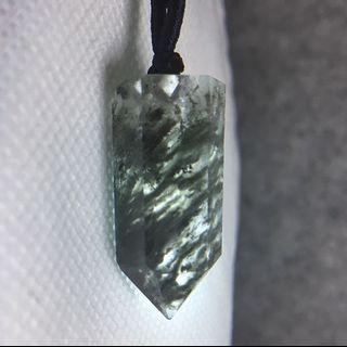 🚚 Green Phantom Pendant 绿幽灵吊坠