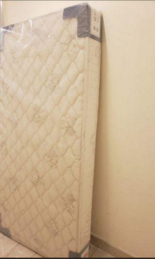 全新海馬牌三尺床褥(7吋厚 Mattress)