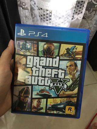 GTA 5 / GTA V PS4