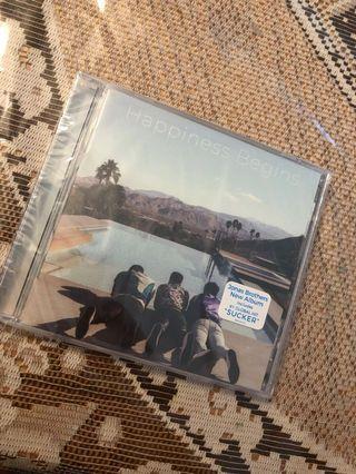 Happiness Begins-Jonas Brothers